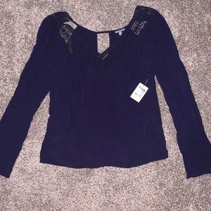 NWT Charlotte Russe Blouse